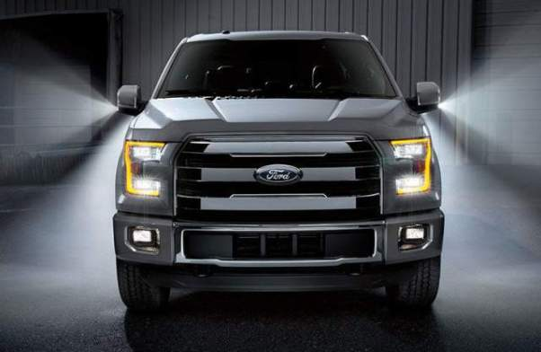 2018 Ford Super Duty front