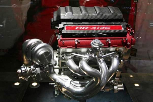2018 Honda Ridgeline Type R engine