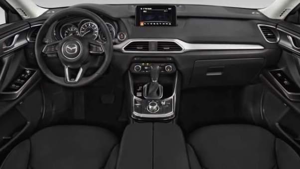 2018 Mazda BT-50 interior