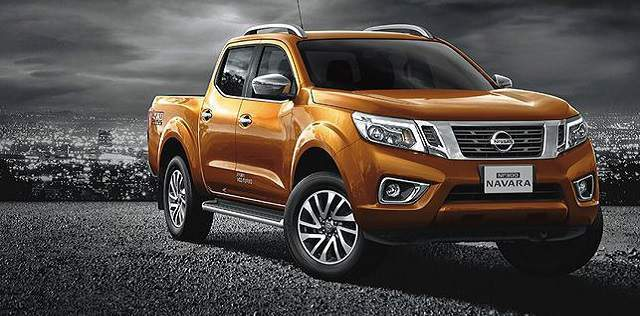 2018 Nissan Navara Redesign - 2019 and 2020 Pickup Trucks