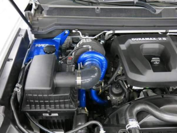 2019 Chevrolet Silverado 1500 Diesel Duramax
