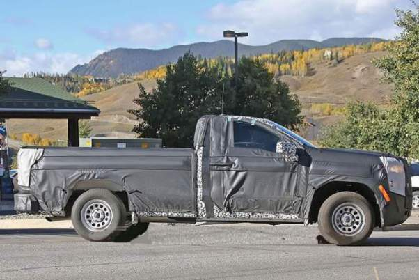 2019 Chevrolet Silverado 1500 Diesel Review and Release ...