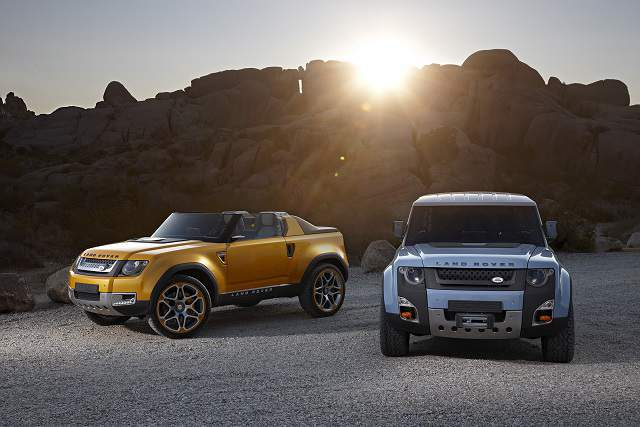 2019 Land Rover Defender Pickup Trucks