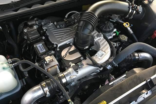 2019 Nissan Titan Diesel cummins
