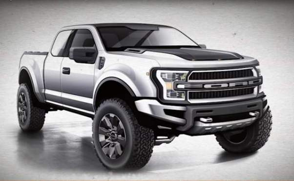 2020 Ford F-150 Raptor Hybrid Concept - 2019 and 2020 ...