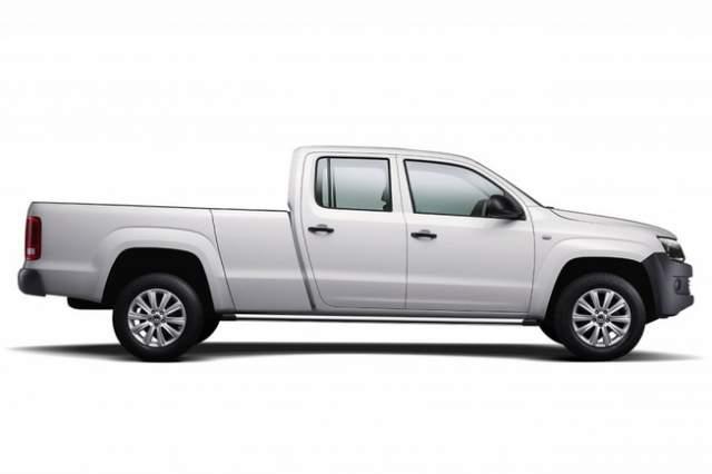 Skoda Pickup Truck Concept extended