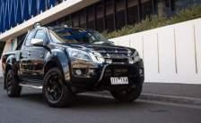 2019 Isuzu D-max front