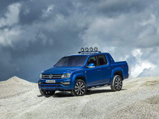 2019 VW Amarok Possible US Release - 2019 and 2020 Pickup ...