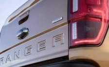 2019 Ford Ranger rear