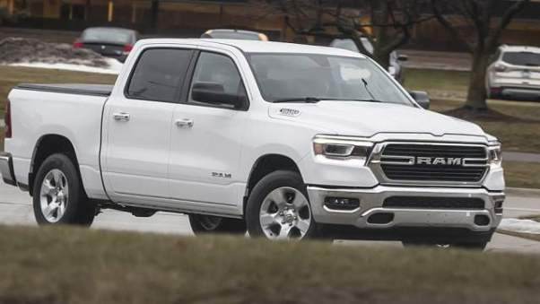 2019 RAM 1500 All Trim Options Spied - 2019 and 2020 ...