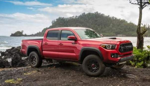 2019 Toyota Tacoma Diesel Debut Mpg D 4d Engine 2019 And 2020
