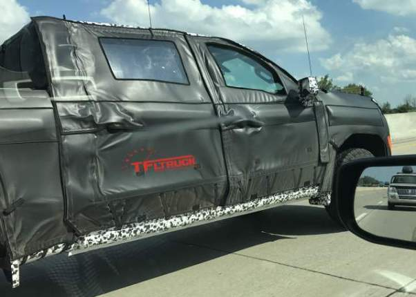2020 Chevy Reaper side