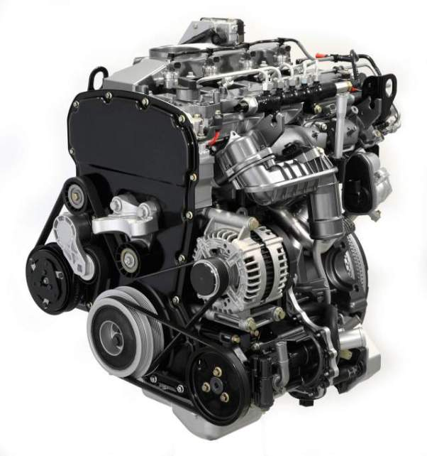 2019 Ford Ranger 3.2-liter power stroke
