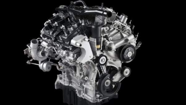 2019 Ford Ranger EcoBoost engine