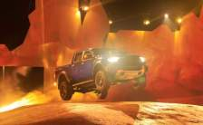 2019 Ford Ranger Raptor debut