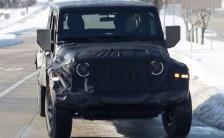 2019 Jeep Wrangler Pickup Truck