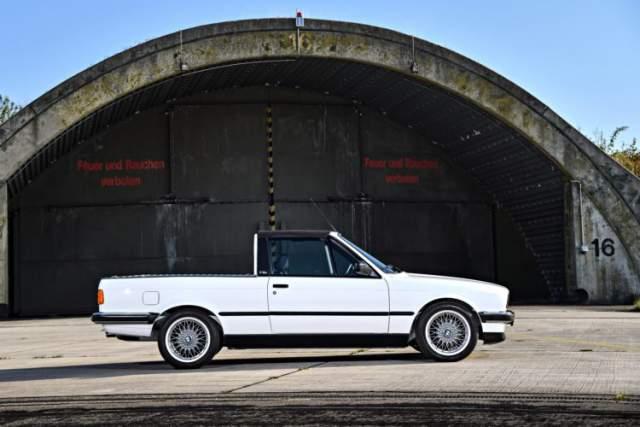 BMW Pickup Truck E30