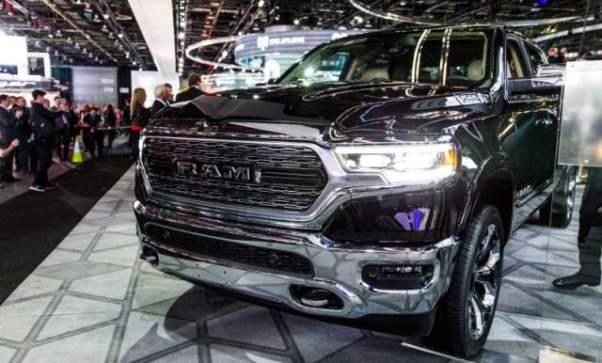 2019 Ram 1500 Hybrid front
