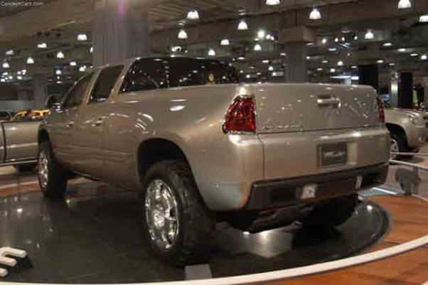 2019 Chevy Cheyenne rear