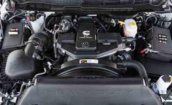 2019 ram 3500 cummins engine