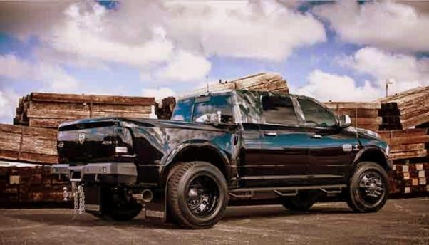 2019 Dodge Ram 3500 - The Best Heavy Duty Truck in Class ...