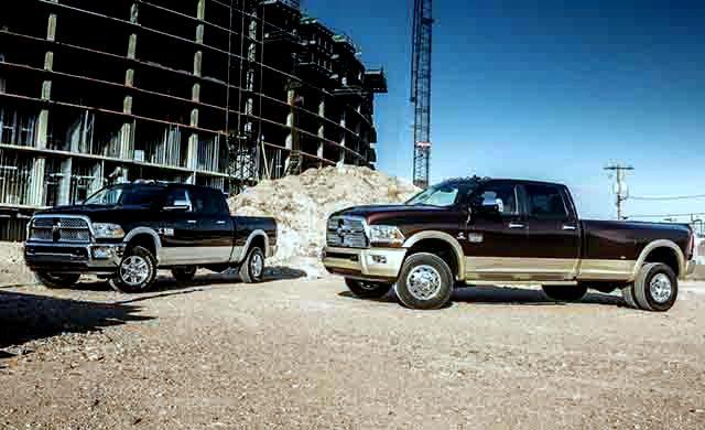 2019 Dodge ram 3500 vs ram 2500