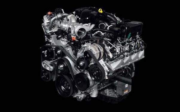 Ford Super Duty engine