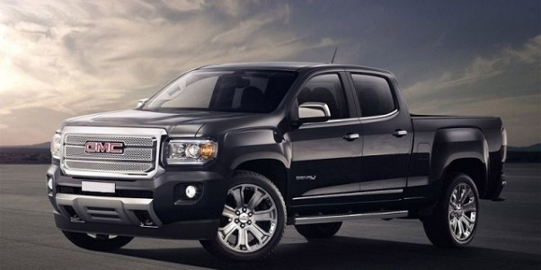 2019 gmc canyon denali release date and price 2019 and 2020 pickup trucks. Black Bedroom Furniture Sets. Home Design Ideas