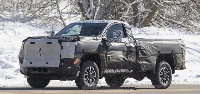 Why Are Trucks So Expensive >> 2020 Chevy Silverado 2500HD Release Date (NAIAS 2019 ...