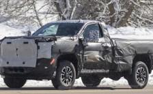 2020 Chevy Silverado 2500HD front