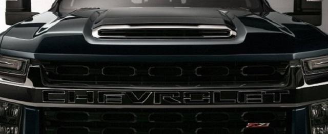 2020 Chevy Silverado 2500HD