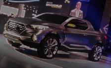 2020 Hyundai Santa Cruz concept