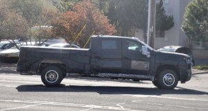 2020 GMC Sierra 3500HD side