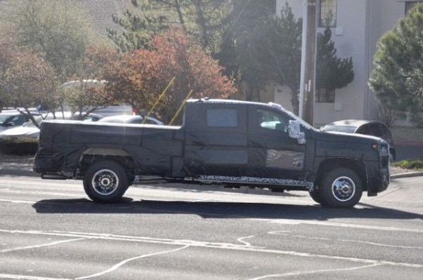 2020 GMC Sierra 3500HD Spied - Specs and Denali Changes ...