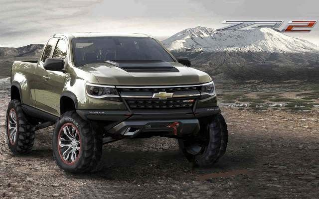 2020 Chevy Silverado ZR2 Specs and Release Date - 2019 and ...
