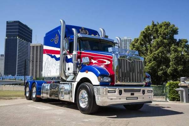 The Most Expensive Truck