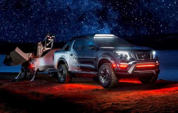 New Platform - 2020 Nissan Frontier Redesign Details and ...