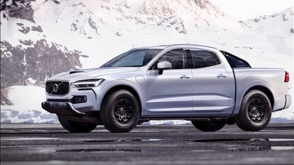 Volvo Pickup Truck Concept price