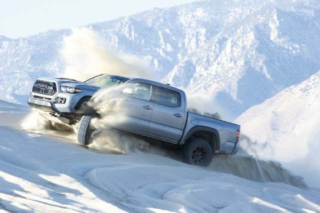 Most Reliable Truck Ever >> 2020 Toyota Tacoma TRD Pro Price and Specs - 2019 and 2020 ...