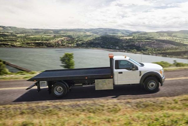 Ford F550 Towing Capacity