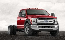 Forf F550 Towing Capacity specs