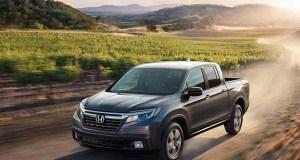 2020 Honda Ridgeline specs