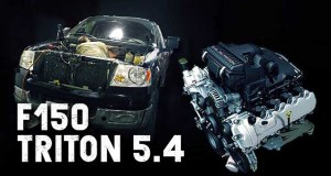 Ford 5.4 Triton Engine F-150