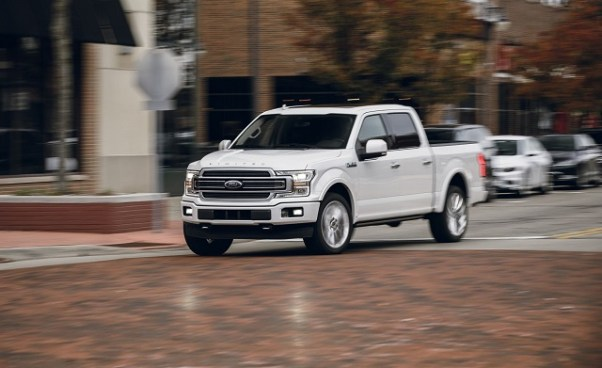 Ford Lobo Limited 2020