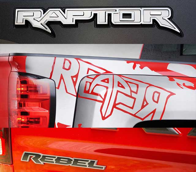 ford raptor vs ram rebel vs chevy reaper