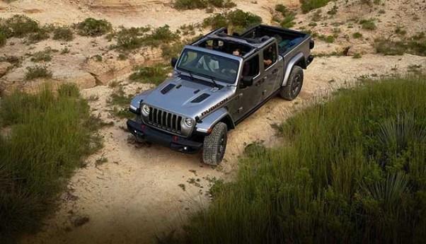2020 Jeep Gladiator Launch Edition 4x4