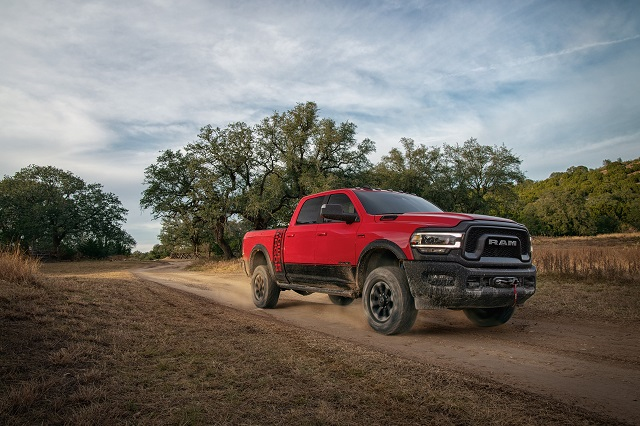 2020 RAM Power Wagon HD Diesel