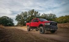 2020 RAM Power Wagon HD Diesel
