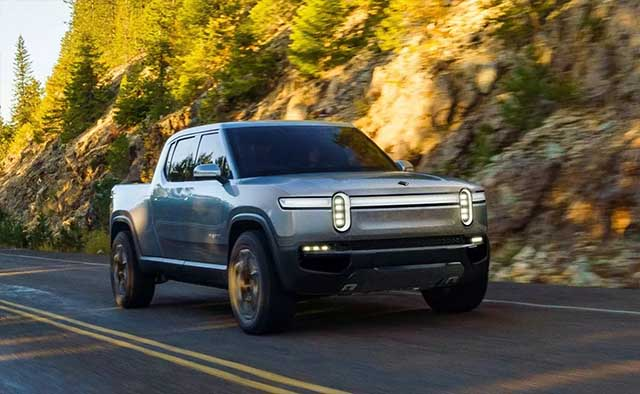 2021 Rivian R1T Electric Pickup Truck