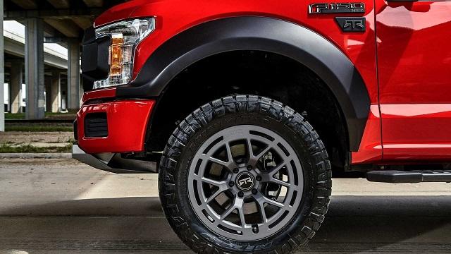 2019 Ford F-150 RTR wheels